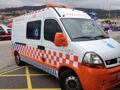 Ambulancia Morrazo