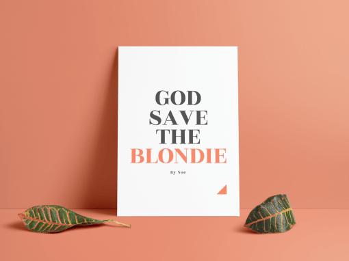 Blondie By Noe